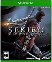 hra pre Xbox One Sekiro: Shadows Die Twice