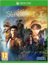 Shenmue I & II PROMO BAZÁR (XBOX1)