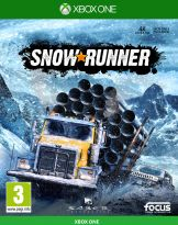 hra pro Xbox One SnowRunner: A MudRunner Game CZ