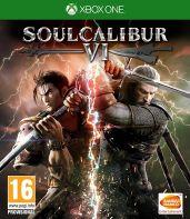 hra pre Xbox One SoulCalibur VI