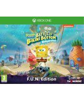 Spongebob SquarePants: Battle for Bikini Bottom - Rehydrated - F.U.N. Edition (XBOX1)