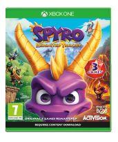 hra pre Xbox One Spyro Reignited Trilogy
