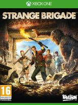 hra pre Xbox One Strange Brigade