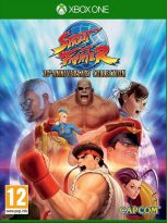 hra pro Xbox One Street Fighter 30th Anniversary Collection
