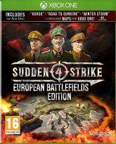 hra pre Xbox One Sudden Strike 4 - European Battlefields Edition