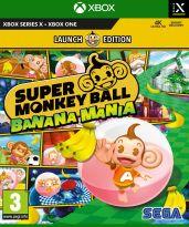 hra pro Xbox One Super Monkey Ball Banana Mania - Launch Edition