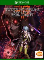 hra pro Xbox One Sword Art Online: Fatal Bullet