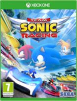 hra pre Xbox One Team Sonic Racing
