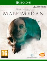 The Dark Pictures Anthology - Man Of Medan (XBOX1)