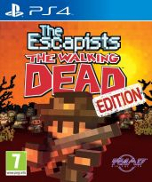 hra pre Playstation 4 The Escapists: The Walking Dead Edition