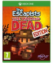 hra pre Xbox One The Escapists: The Walking Dead Edition