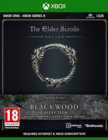 hra pro Xbox One The Elder Scrolls Online Collection: Blackwood