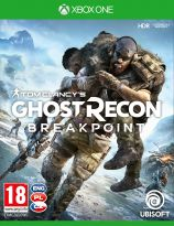 Tom Clancys Ghost Recon: Breakpoint CZ (XBOX1) + darček kľúčenka + zložený A1 plagát