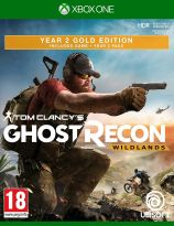hra pre Xbox One Tom Clancys Ghost Recon: Wildlands - GOLD Edition Year 2