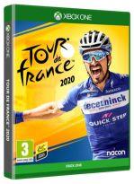 hra pre Xbox One Tour de France 2020
