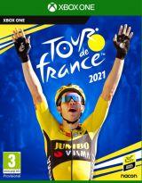hra pro Xbox One Tour de France 2021
