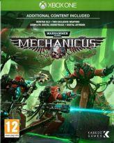 hra pro Xbox One Warhammer 40,000: Mechanicus