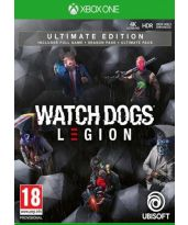 Watch Dogs: Legion - Ultimate Edition (XBOX1) + darček WD rúško + dlc