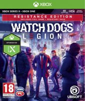 Watch Dogs: Legion - Resistance Edition (XBOX1)