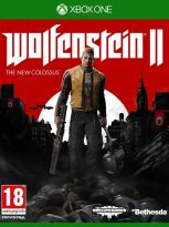 hra pro Xbox One Wolfenstein II: The New Colossus