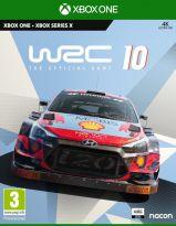 hra pro Xbox One WRC 10