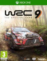 WRC 9 (XBOX1) + darček plagát +  dlc
