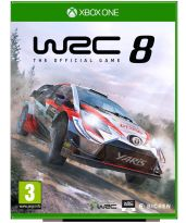 hra pre Xbox One WRC 8