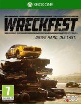 hra pro Xbox One Wreckfest