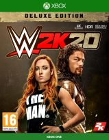 WWE 2K20 - Deluxe Edition (XBOX1) + darček kľúčenka