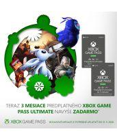 hra pro Xbox One Xbox Game Pass předplatné na 3 měsíce - jen pro SK