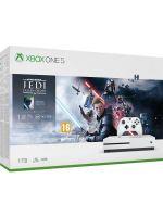 Konzola Xbox One S 1TB + Star Wars Jedi: Fallen Order (XBOX1HW)