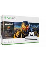 Konzola Xbox One S 1TB + Anthem (XBOX1HW)