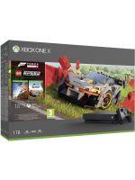 Příslušenství ke konzoli Xbox One Konzole Xbox One X 1TB + Forza Horizon 4 + LEGO Speed Champions DLC