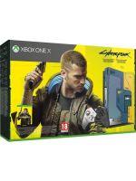 Konzola Xbox One X 1TB Cyberpunk 2077 Limited Edition (XBOX1HW)