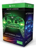 Ovládač drôtový PDP Afterglow pro Xbox One a Windows - svietiaci (XBOX1HW)