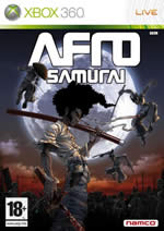 Hra pre Xbox 360 Afro Samurai