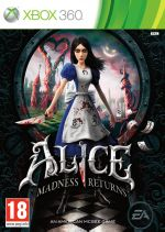 Hra pre Xbox 360 Alice: Madness Returns