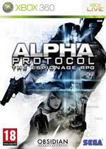 Hra pre Xbox 360 Alpha Protocol