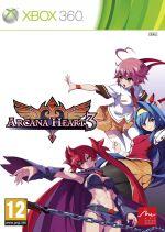 Hra pro Xbox 360 Arcana Heart 3