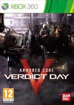 Hra pre Xbox 360 Armored Core: Verdict Day