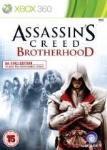 Hra pre Xbox 360 Assassins Creed: Brotherhood (DaVinci Edition)
