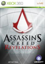 Hra pre Xbox 360 Assassins Creed: Revelations (Collectors Edition)