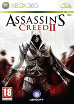 Hra pre Xbox 360 Assassins Creed II (Game of the year edition)