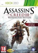 Hra pre Xbox 360 Assassins Creed III CZ (George Washington Edition)