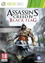 Hra pre Xbox 360 Assassins Creed IV: Black Flag (Special Edition)
