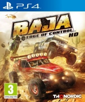 hra pre Playstation 4 BAJA: Edge of Control HD
