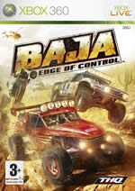 Hra pre Xbox 360 Baja: Edge of Control