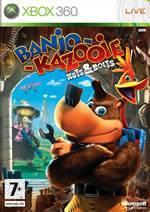 Hra pre Xbox 360 Banjo-Kazooie: Nuts & Bolts
