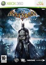 Hra pre Xbox 360 Batman: Arkham Asylum (Zberateľská edícia)