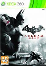 Hra pre Xbox 360 Batman: Arkham City